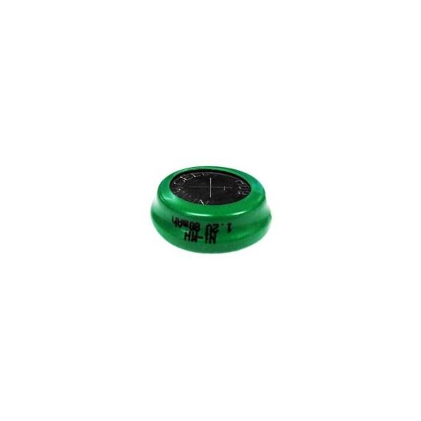 Pile bouton NiMH 80 mAh - 1,2V - Evergreen