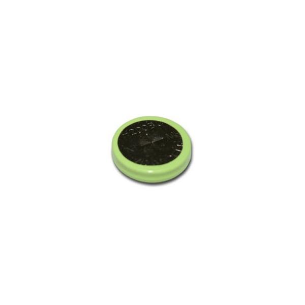 Pile bouton NiMH 200 mAh - 1,2V - Evergreen