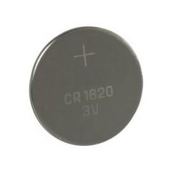 Pile bouton lithium CR1620 - 3V