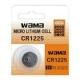 Pile bouton lithium Wama CR1225 / BR1225 - 3V