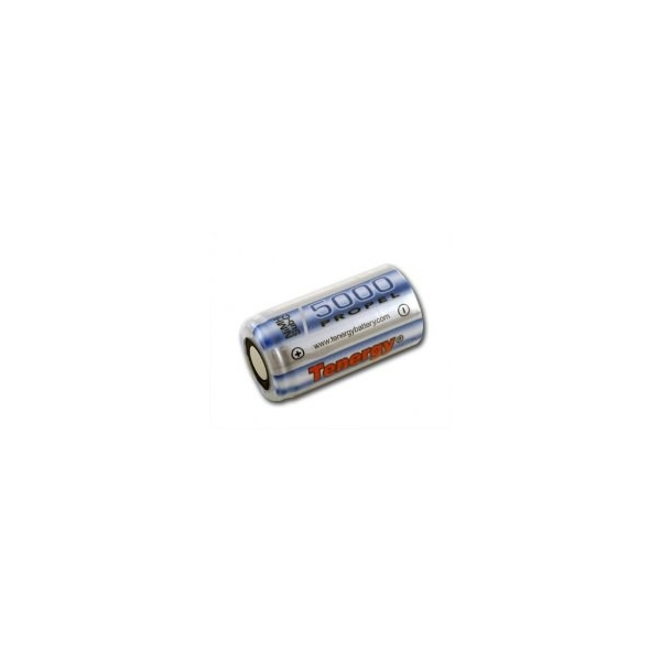 Pile NiMH Sub C 5000 mAh - 1,2V - Tenergy