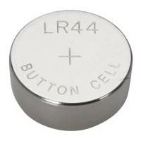 Pile bouton alcaline LR44 / A76 - 1,5V - Arcas