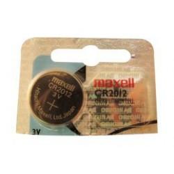 Pile bouton lithium CR2012 - 3V - Maxell