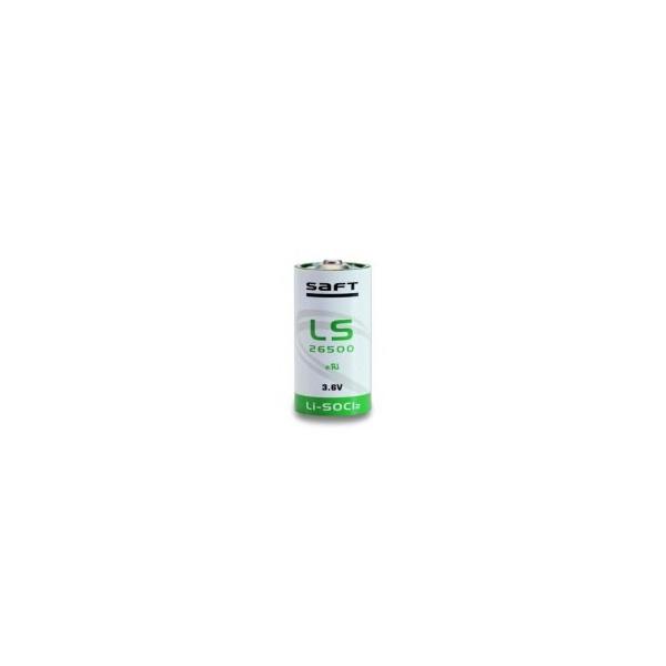 Pile lithium LS 26500 - C - 3,6V- Saft