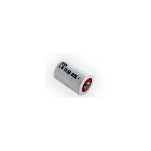 Pile 4SR43 / PX27 - 6V - oxyde d'argent