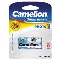 Pile lithium CR123 - 3V