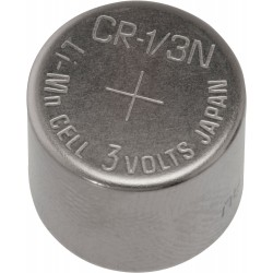 Pile bouton lithium CR1/3N - 2L76 - 3V