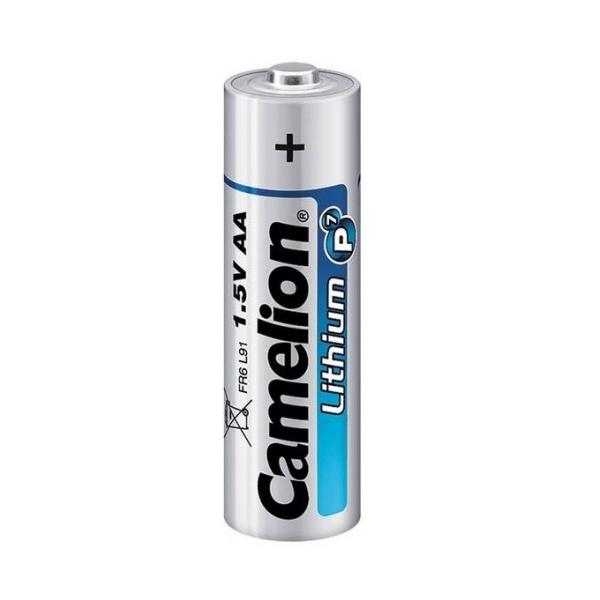 Pile lithium FR6 / AA - 1,5V