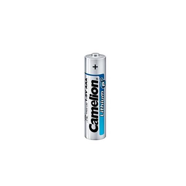 Pile lithium FR3 / AAA - 1,5V