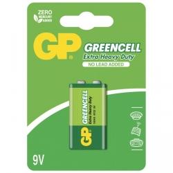 Blister de 1 pile saline 9V / 6F22 - GP Battery