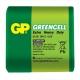 Blister de 1 pile saline 3R12 - 4,5V - GREENCELL - GP Battery