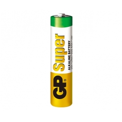 Film de 2 piles alcaline AAA / LR03 SUPER - 1,5V - GP Battery
