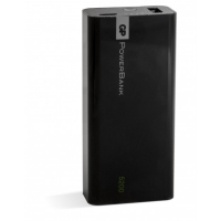 GP PowerBank Yolo 5200 mAh, 1C05A, noir