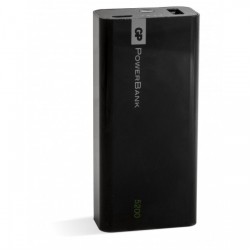 GP PowerBank Yolo 5200 mAh, 1C05A, noir