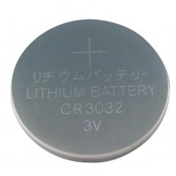 Pile bouton lithium CR3032 - 3V