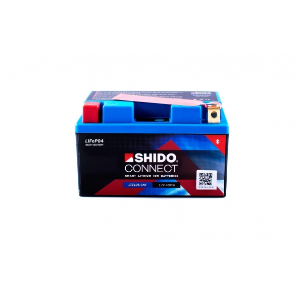Batterie Shido connect LTZ10S