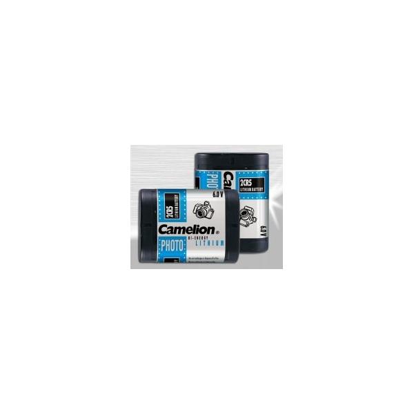 Pile lithium 2CR5 / 245 - 6V