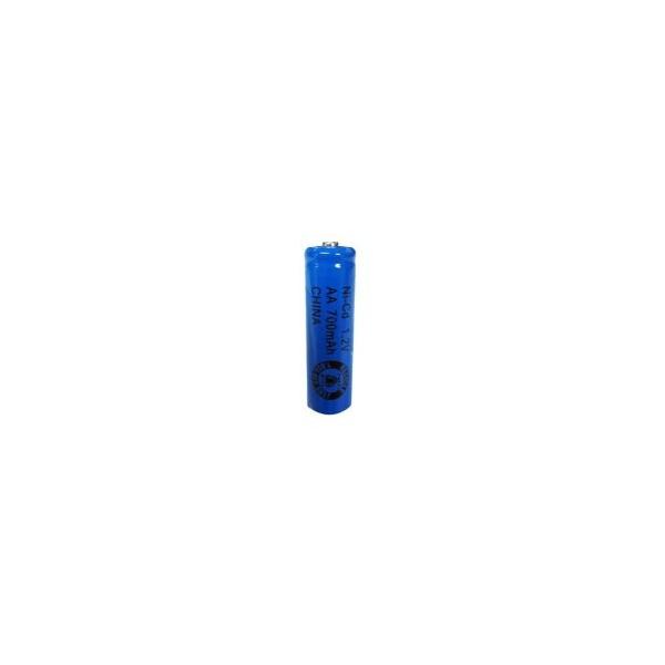 Pile NiCD AA 700 mAh - 1,2V - Evergreen