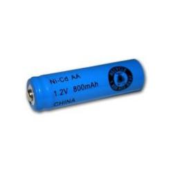 Pile NiCD AA 800 mAh - 1,2V - Evergreen