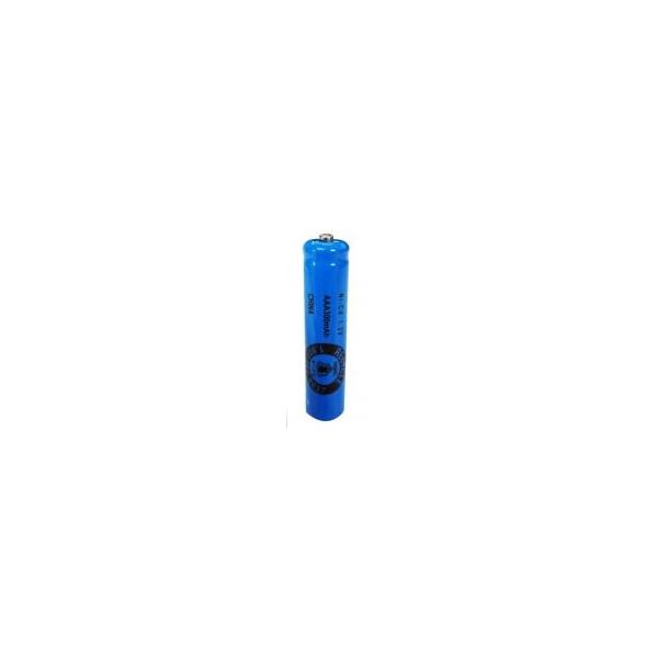 Pile NiCD AAA 300 mAh - 1,2V - Evergreen