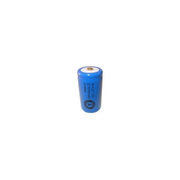Pile NiCD D 5000 mAh - 1,2V - Evergreen