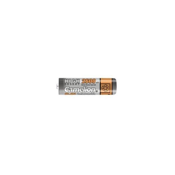 Pile NiMH AA 2600 mAh - 1,2V