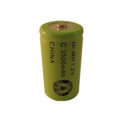 Pile NiMH C 3500 mAh - 1,2V - Evergreen