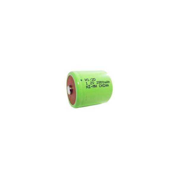 Pile NiMH 1/2 D 2800 mAh - 1,2V - Evergreen